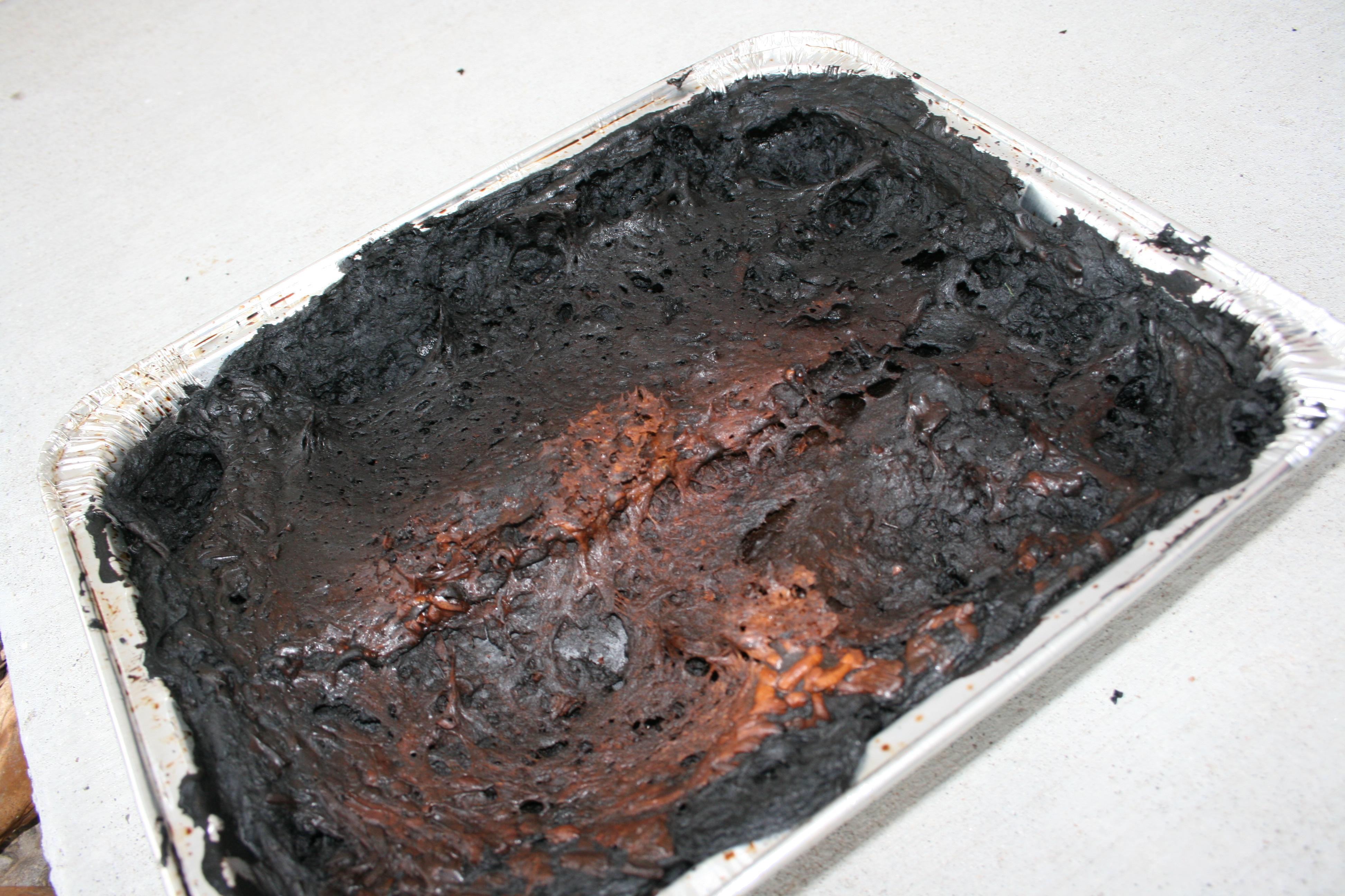 burnt lasagna thatangiegirl